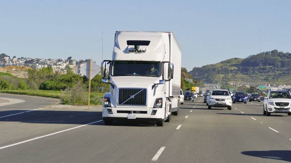Teamsters Urge More Safeguards on Self-Driving Vehicles