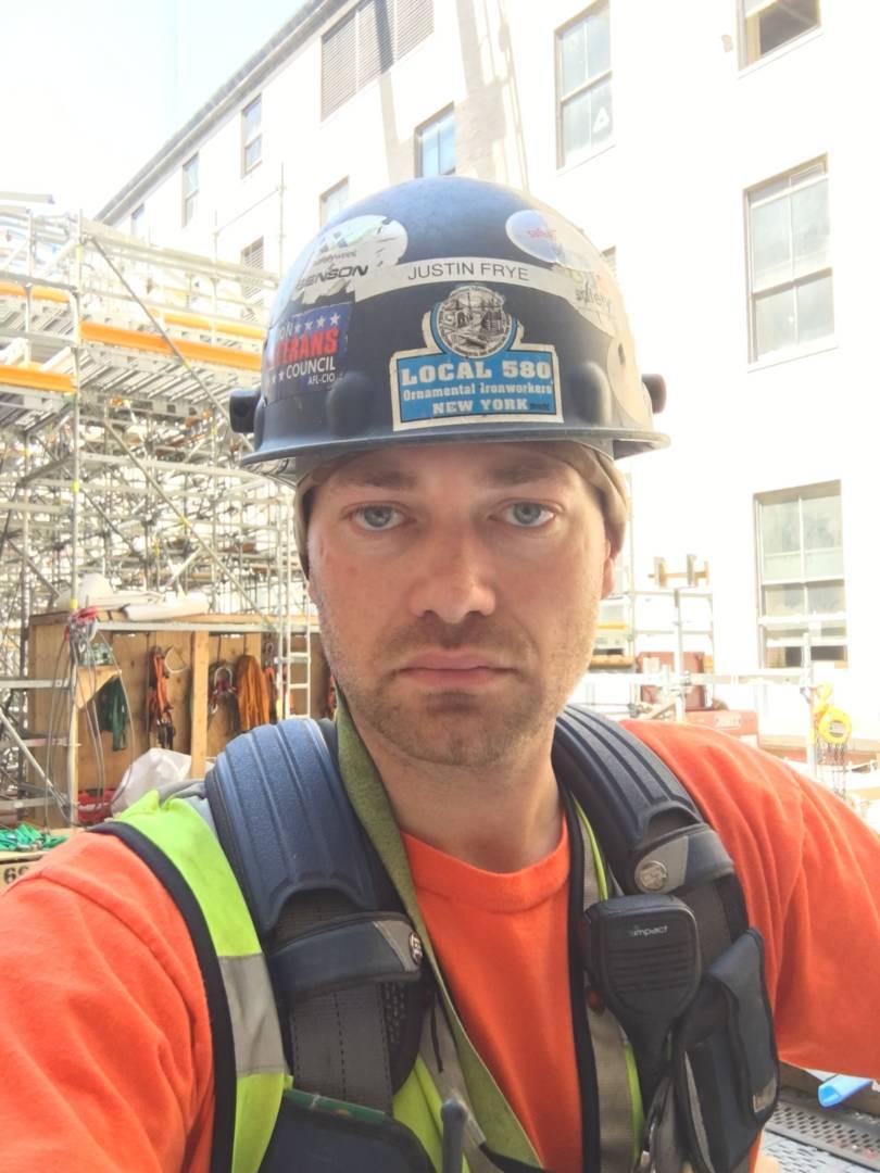 Meet Justin Frye: LP Outstanding Apprentice of the Year