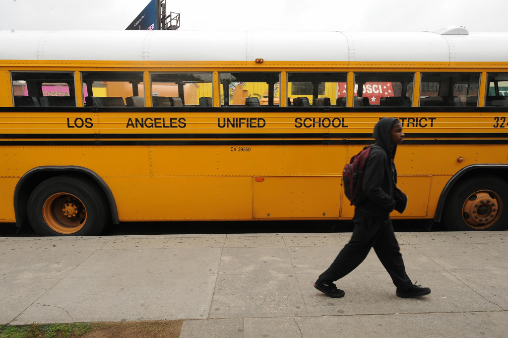 L.A. School Workers Set One-Day Strike for May 15