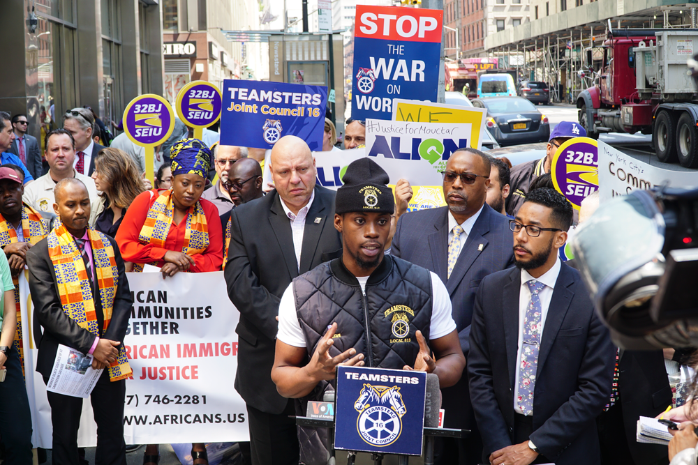 Teamster Call for Reforms to Waste Industry