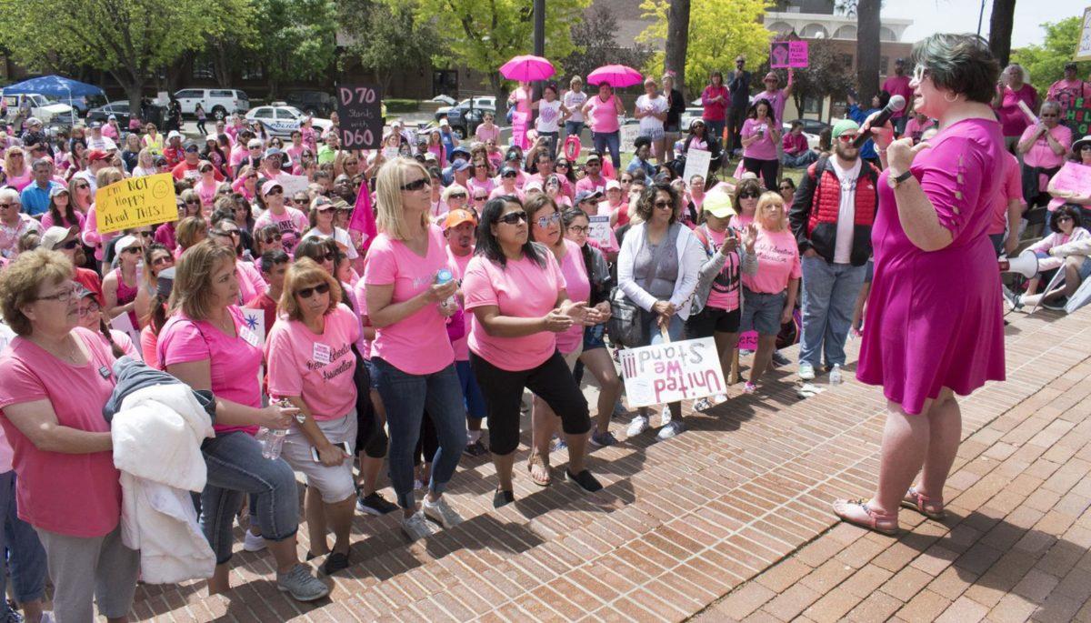 Pueblo, Colorado Teachers Strike Ends