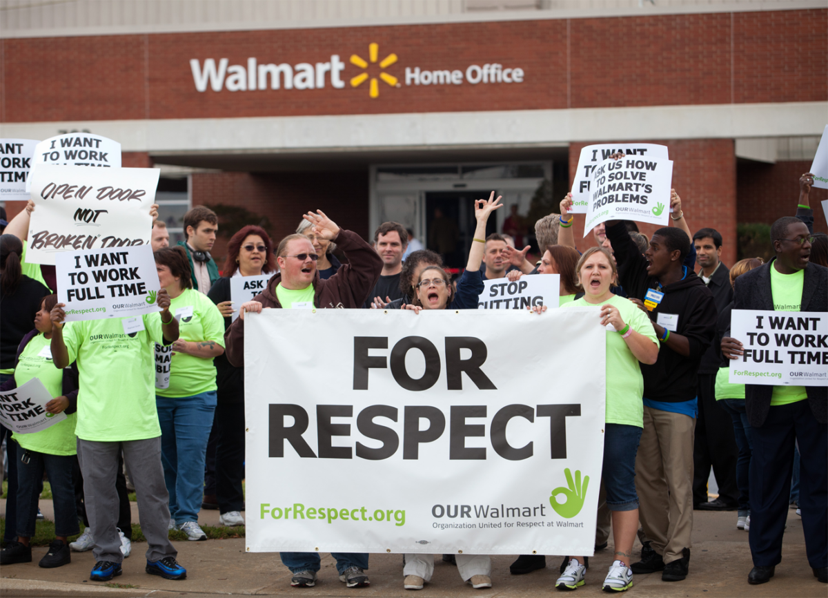 Walmart Ordered to Stop Mistreating Workers