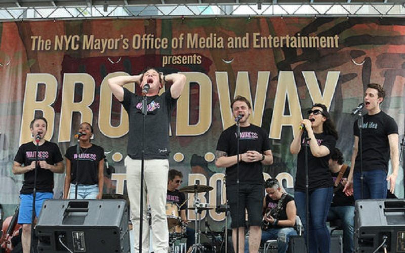 "Labor Joins NYC for ""Broadway in the Boros"""