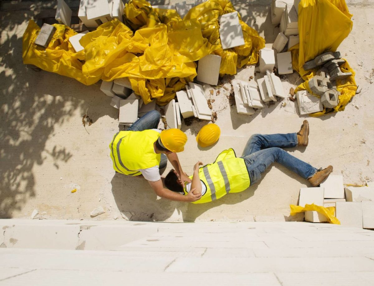 Ensuring The Safety Of Construction Workers