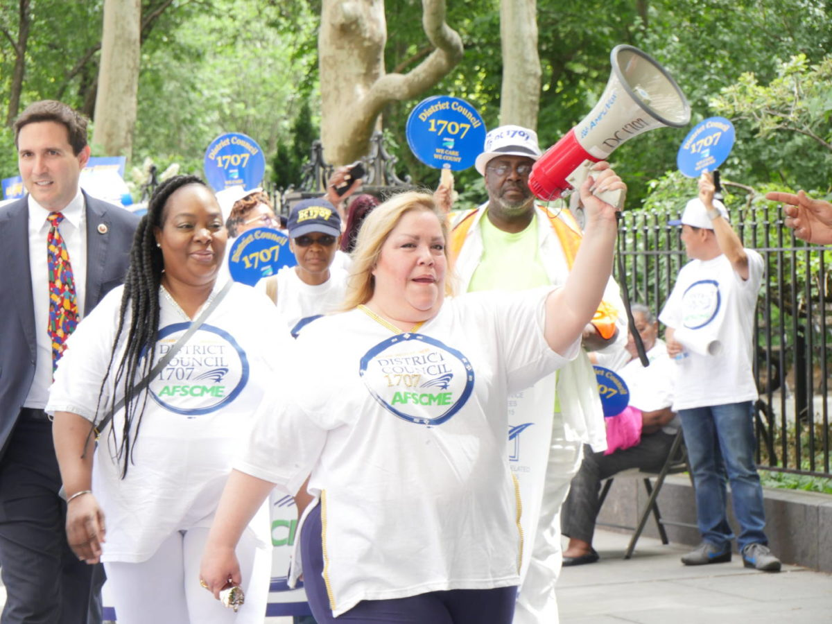 Early Childhood Education Teachers Turn Up The Heat On Mayor de Blasio