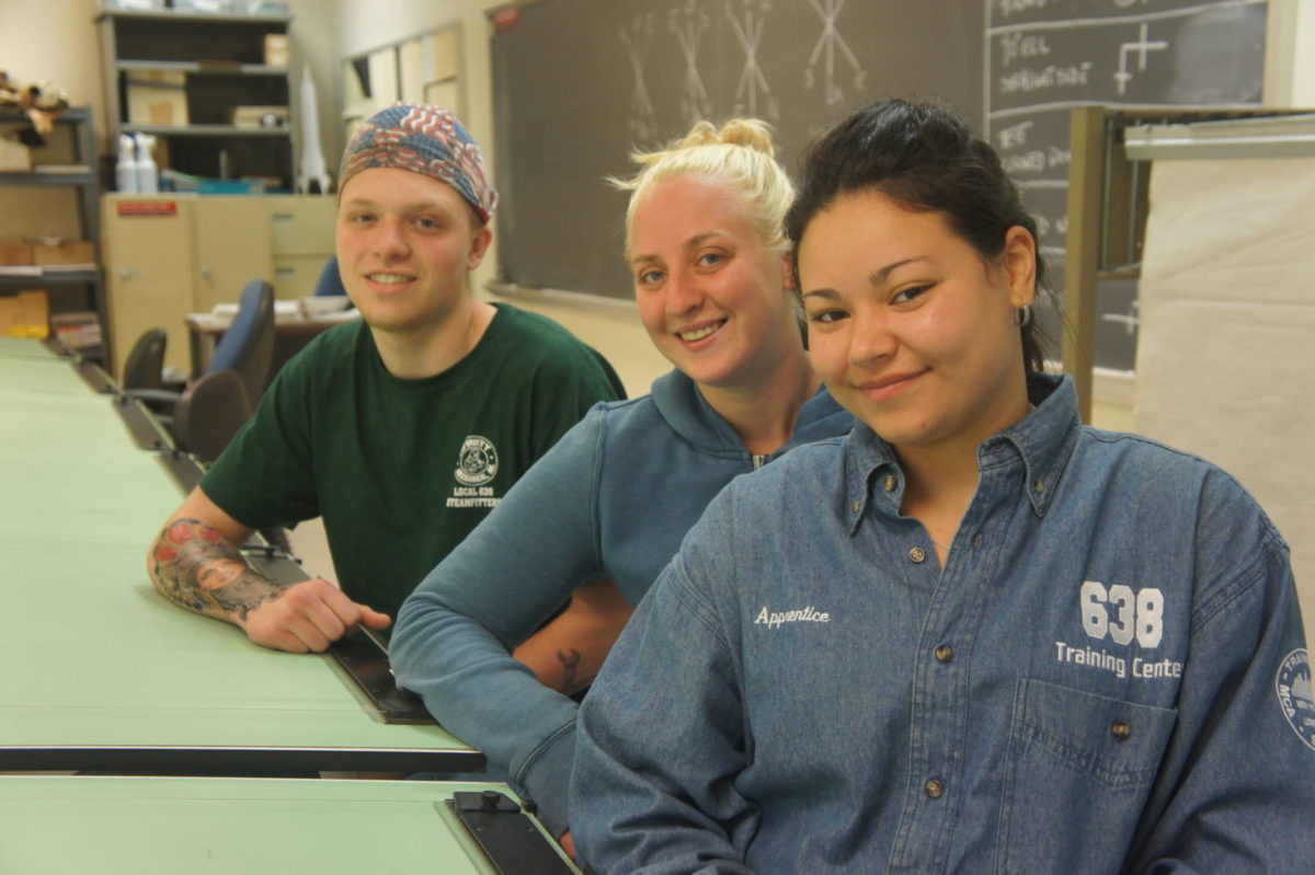 Long Island Union Apprentices Honored
