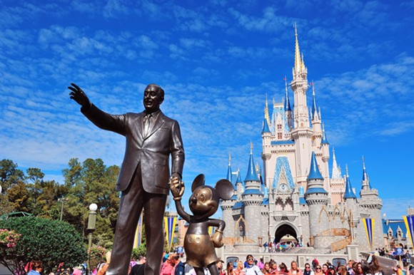 NLRB Says Disney Can Withhold Bonuses for Workers Seeking Contract