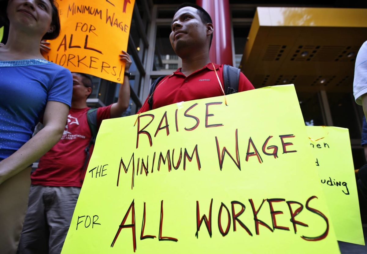 Minimum-Wage Workers Lose Purchasing Power