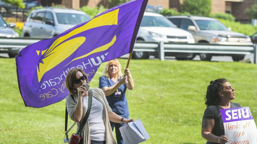 Pennsylvania Nursing-Home Chain Won't Recognize Union Contracts