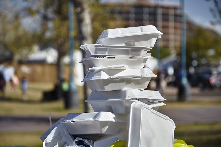 Mayor DeBlasio Announces Ban on Single-Use Styrofoam Products Beginning 2019