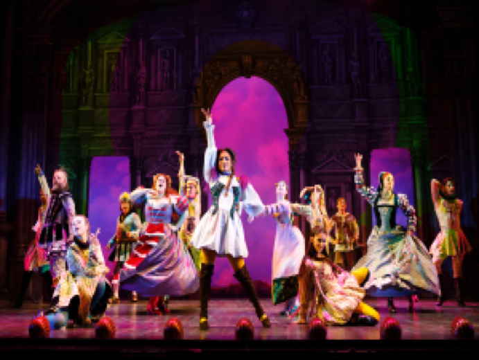 Head Over Heels: Go-Gos Musical Has Charm and Lively Music