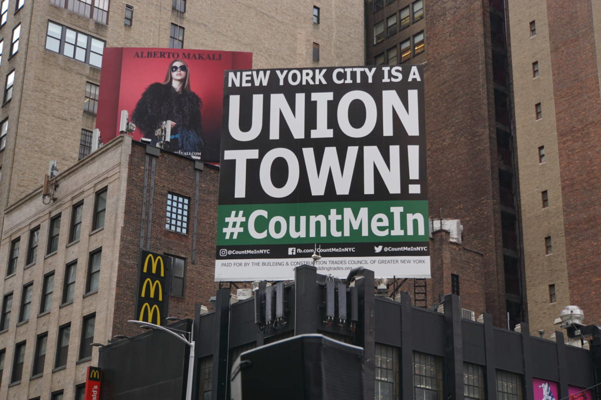 NYC Still a Union Town – But Young Workers Lag Behind