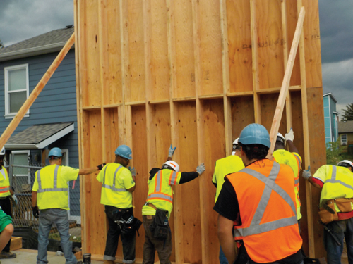 Building Trades Pre-Apprenticeship Program for Yonkers Residents