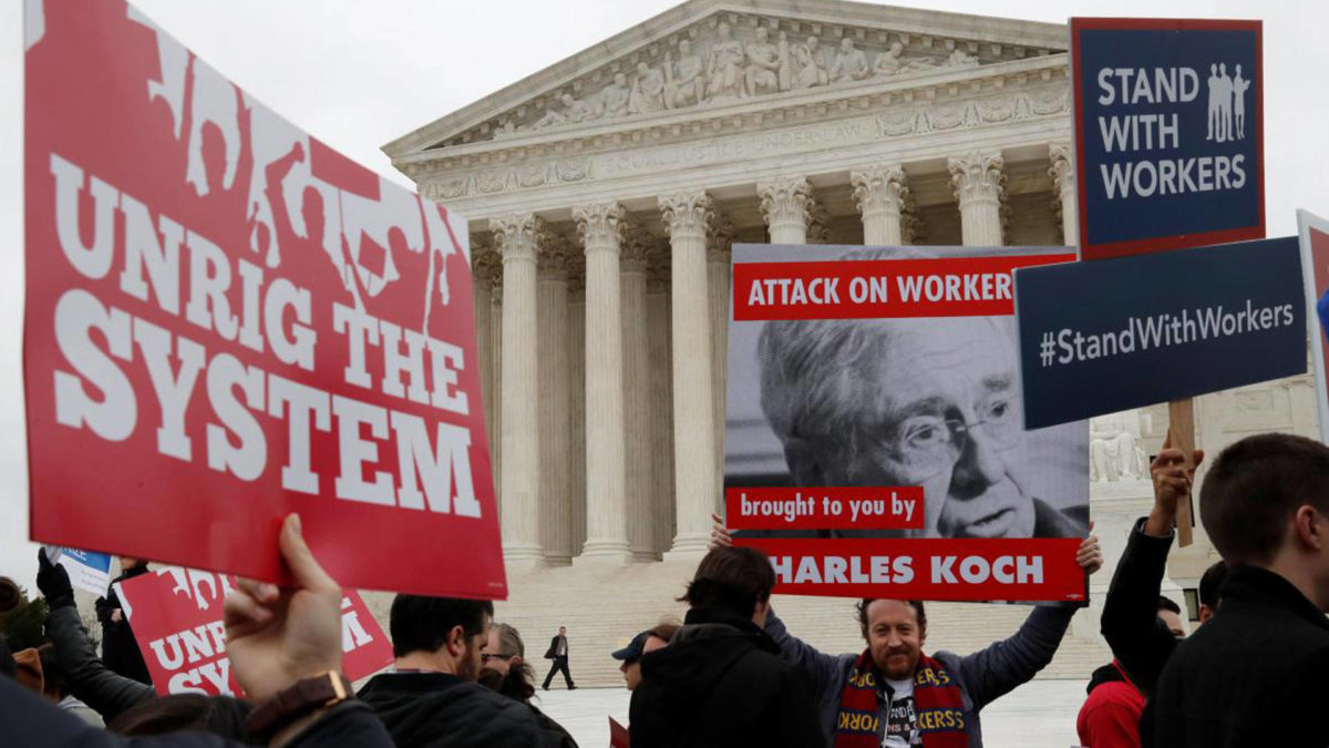 How the #CountMeIn Campaign Is Just Like Janus v. AFSCME