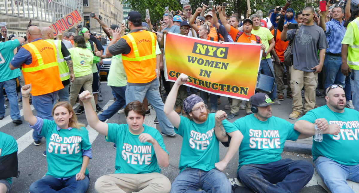 37 Arrested At #CountMeIn Sit-In On Park Avenue