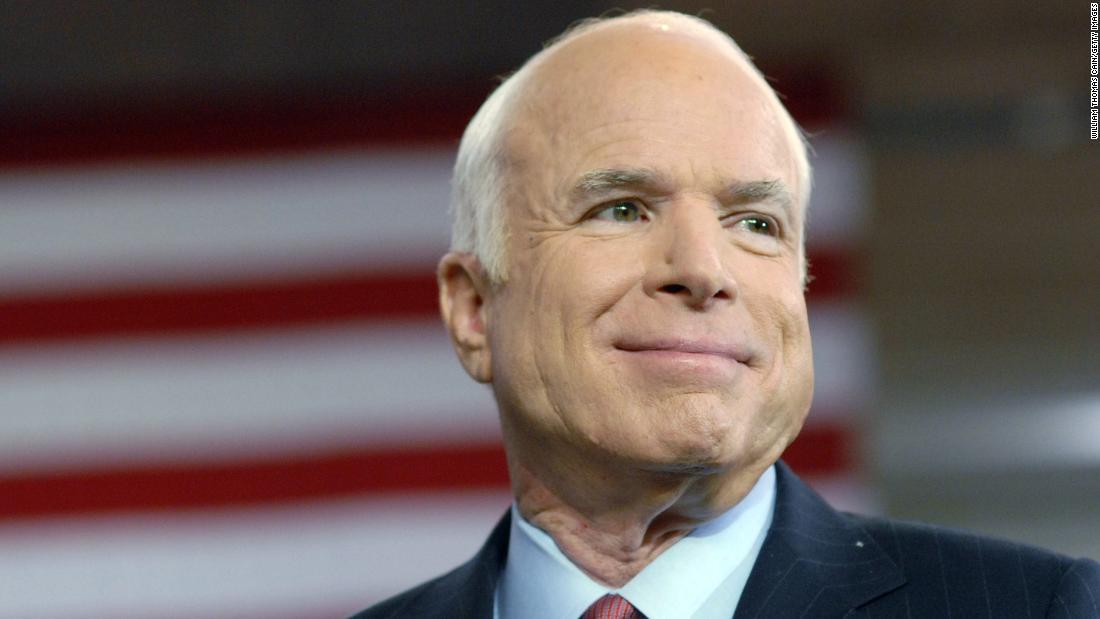 John McCain – One of Our Greatest Public Servants