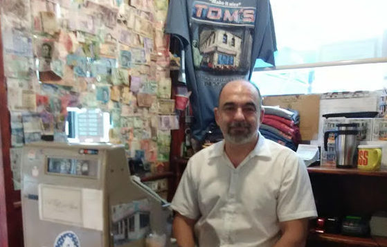 LP Spotlight On NYC Small Businesses: Tom's Restaurant