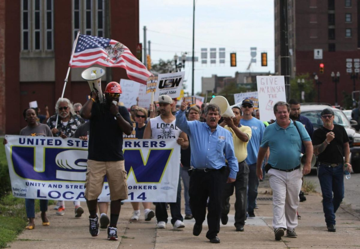 Steelworkers Call U.S. Steel's Two-Tier Contract Offer 'Insulting'