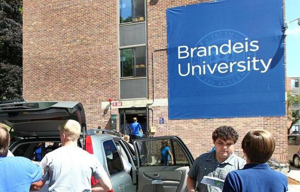 Brandeis University Goes Union