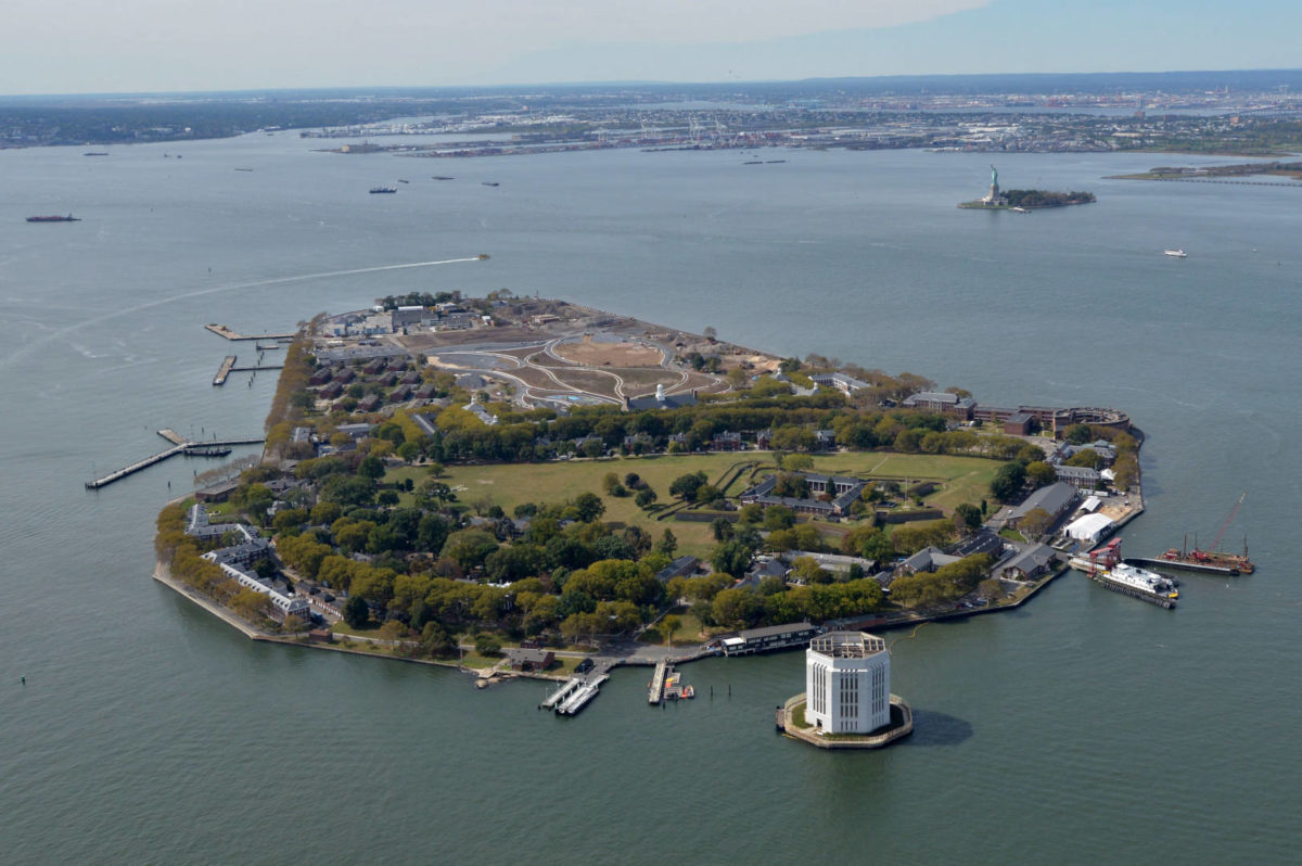Transformation Of Governors Island Into Year-round Jobs