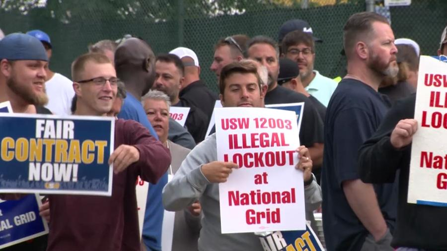 Three More Towns Deny National Grid Permits Until Lockout Ends