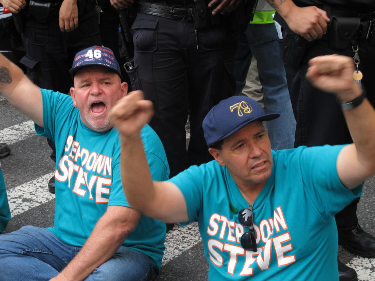 On The Streets, In The Stats – Support For Unions Is Rising