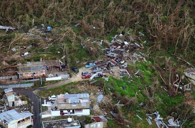 Trumps Hurricane Maria Puerto Rico Death Toll Remarks Inaccurate
