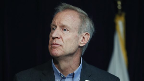 Rauner Vetoes Raising Minimum Teacher Salary to $40,000