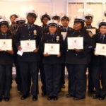 New Group of 19 Moves Up To Level II TEA Status; NYPD Brass Salutes