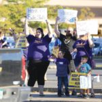 Plattsburgh Hospital Workers Rally for Safe Staffing