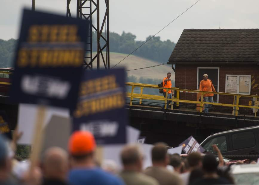 Steelworkers Call U.S. Steel Offer 'Bad-Faith Attempt'