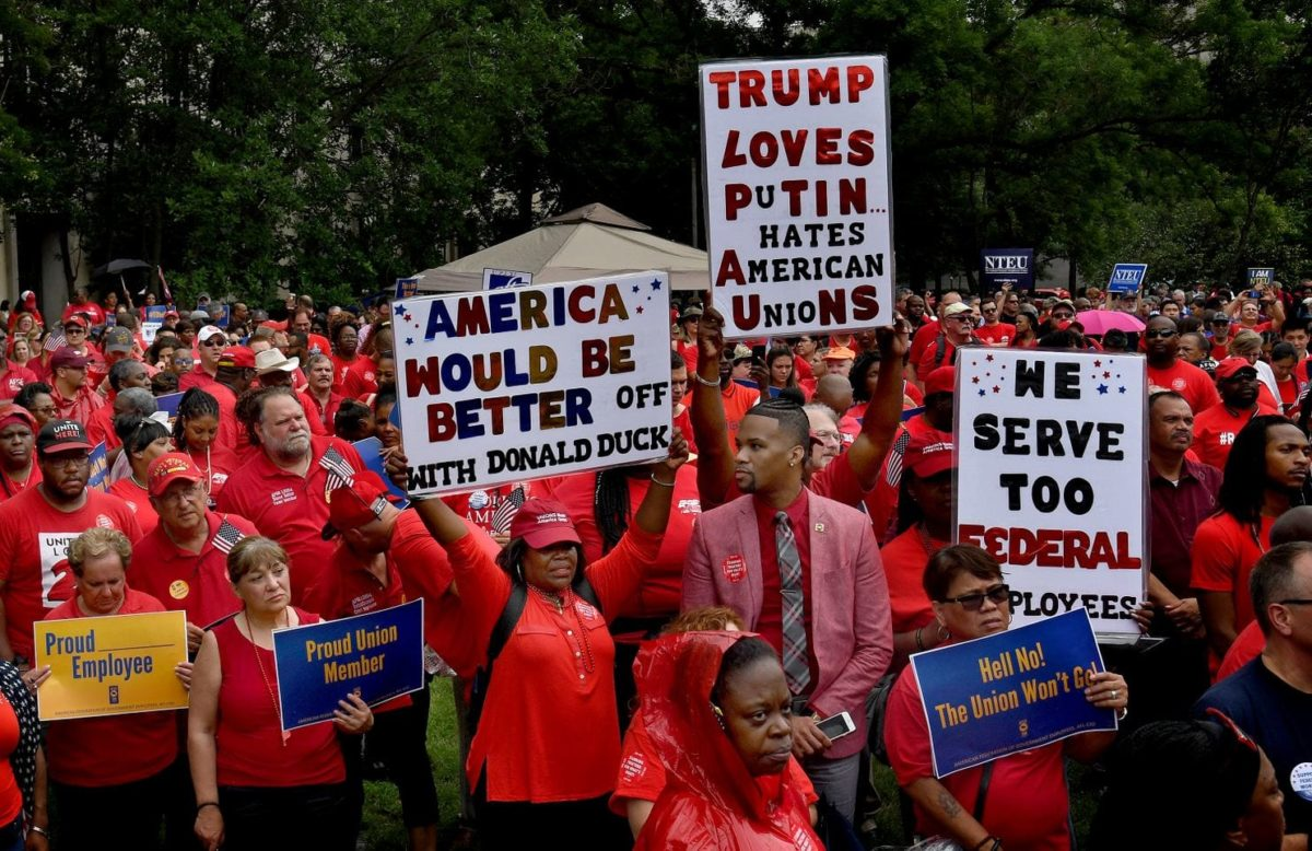 Judge Voids Most of Trump's Anti-Union Executive Orders