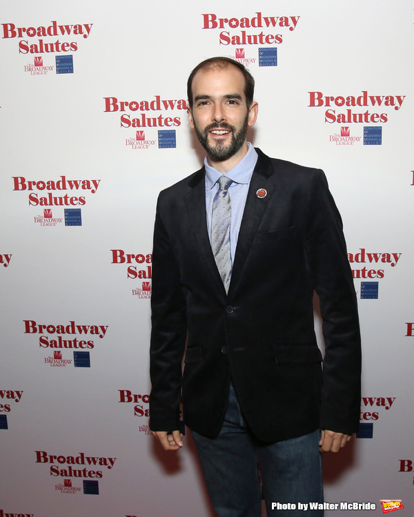 Broadway Salutes Its Own November 13th