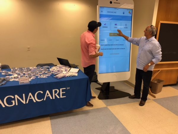 Technology contributes to health plan satisfaction