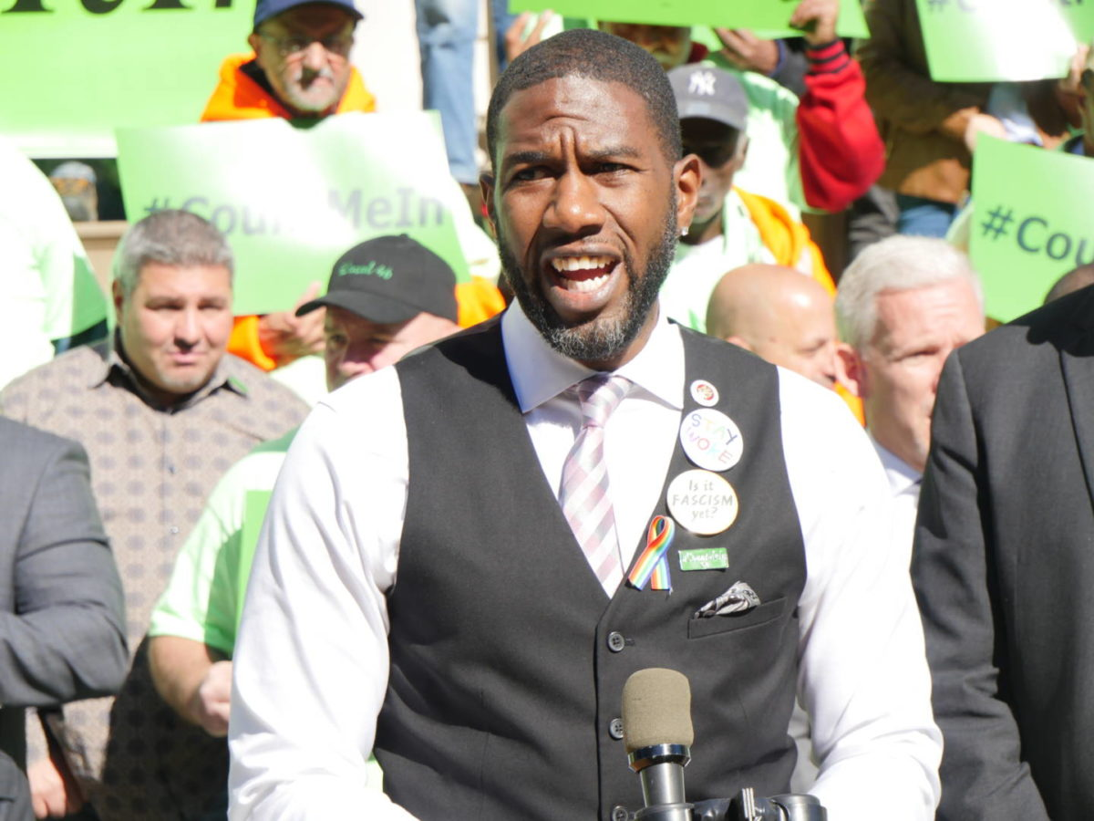 Williams Advances Workers' Rights, Affordable Housing in 'State of the People' Address