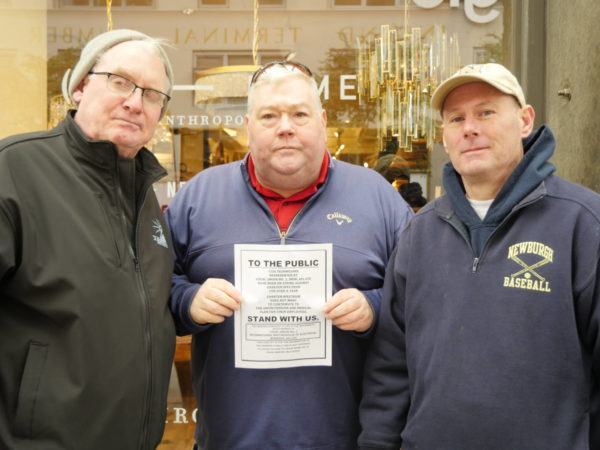 IBEW Local 3 Official Blasts Charter's Stock Buybacks; Vows To Keep Fighting Attacks On Pension, Medical Plans