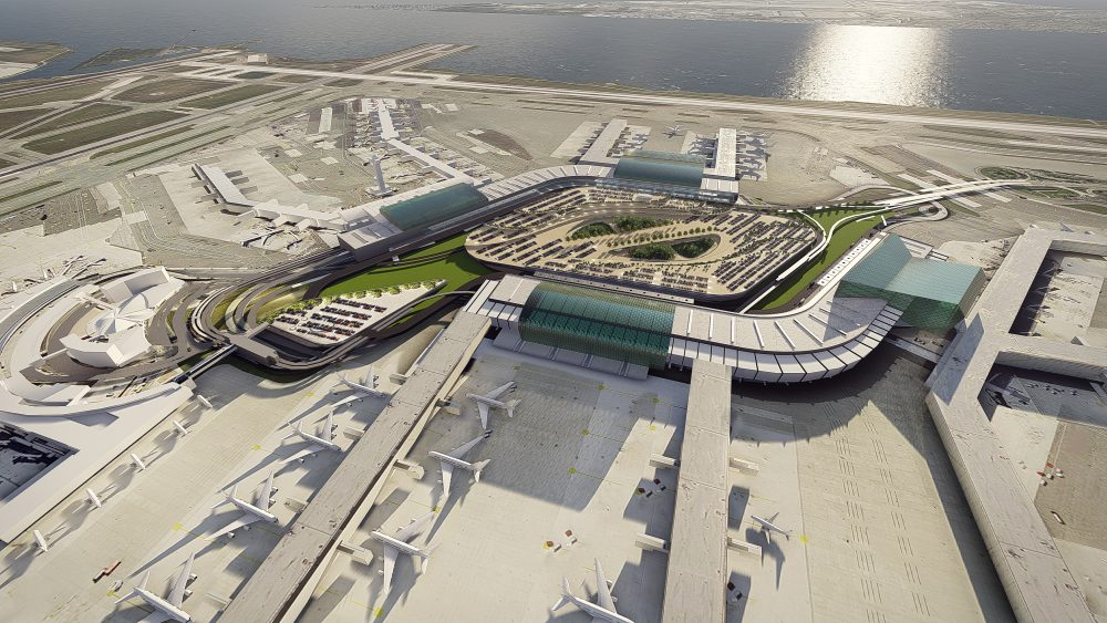 JFK Upgrade Moves Forward with Union Labor