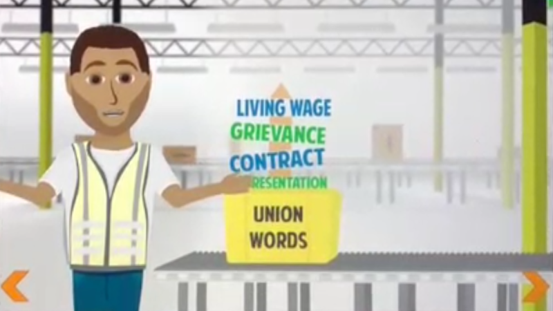 Amazon Training Video Says Managers Can Call Unions 'Cheating Rats'