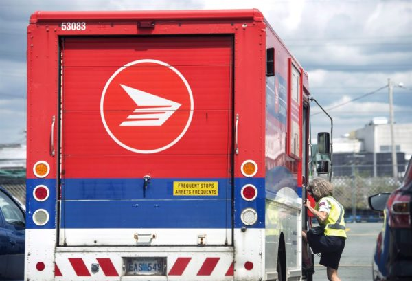 Canadian Postal Union Gives Strike Notice; Could Affect Legal Pot Sales