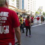 No Talks in Sight in Hawaii Marriott Strike