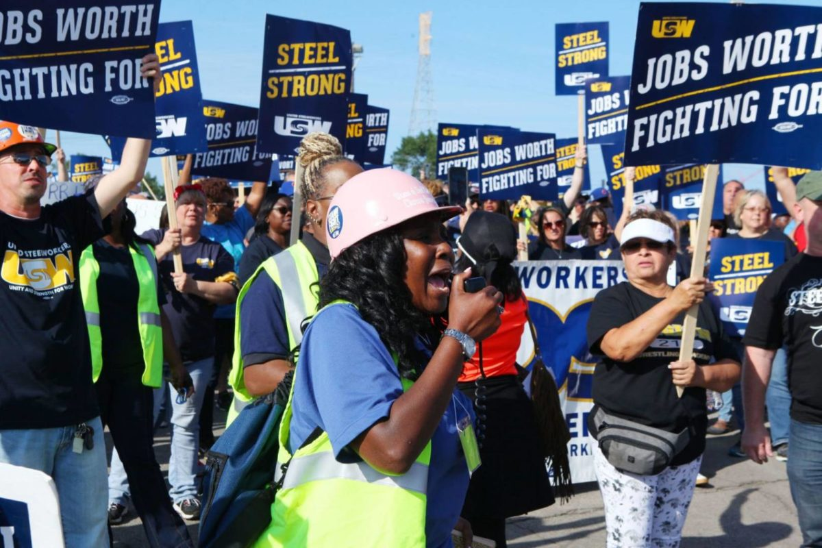 Indiana Steelworkers Leader: ArcelorMittal Should Follow U.S. Steel Pattern