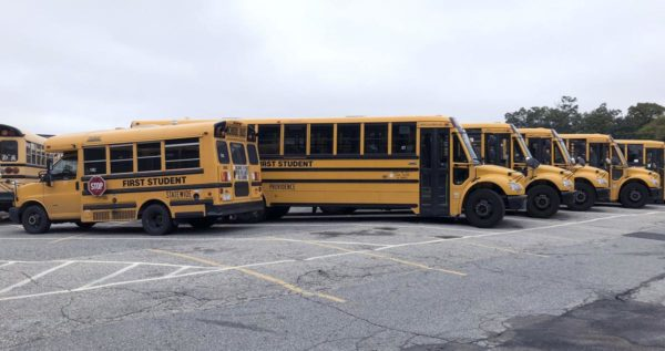 Providence School-Bus Strike Ends With Pension Compromise