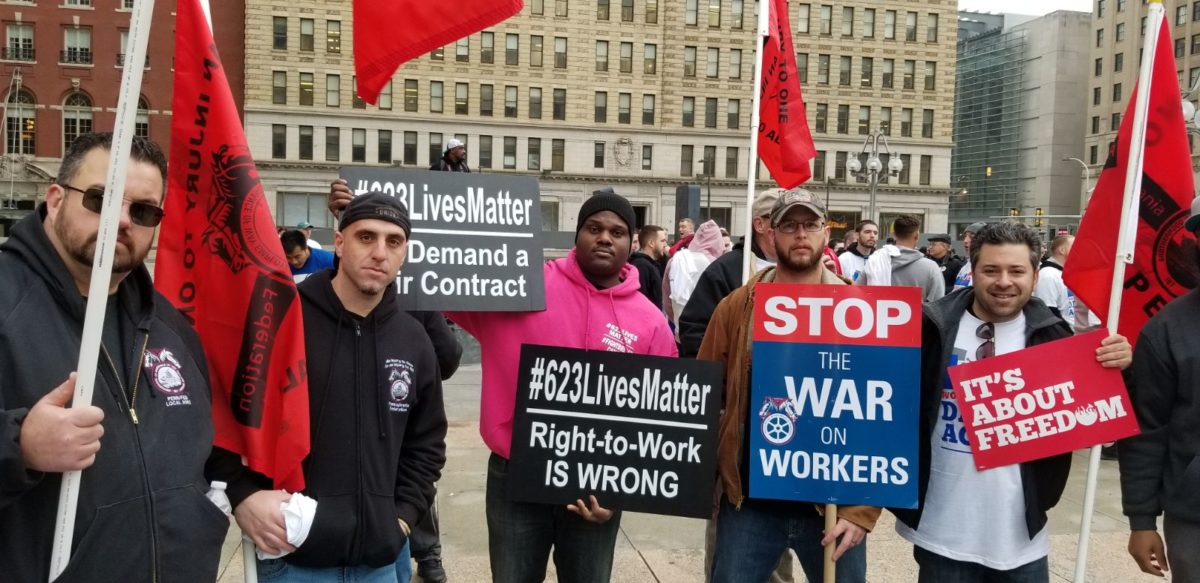 IBT Local In Philly Pushes For Greater Transparency; Monitoring Of Contract Negotiations