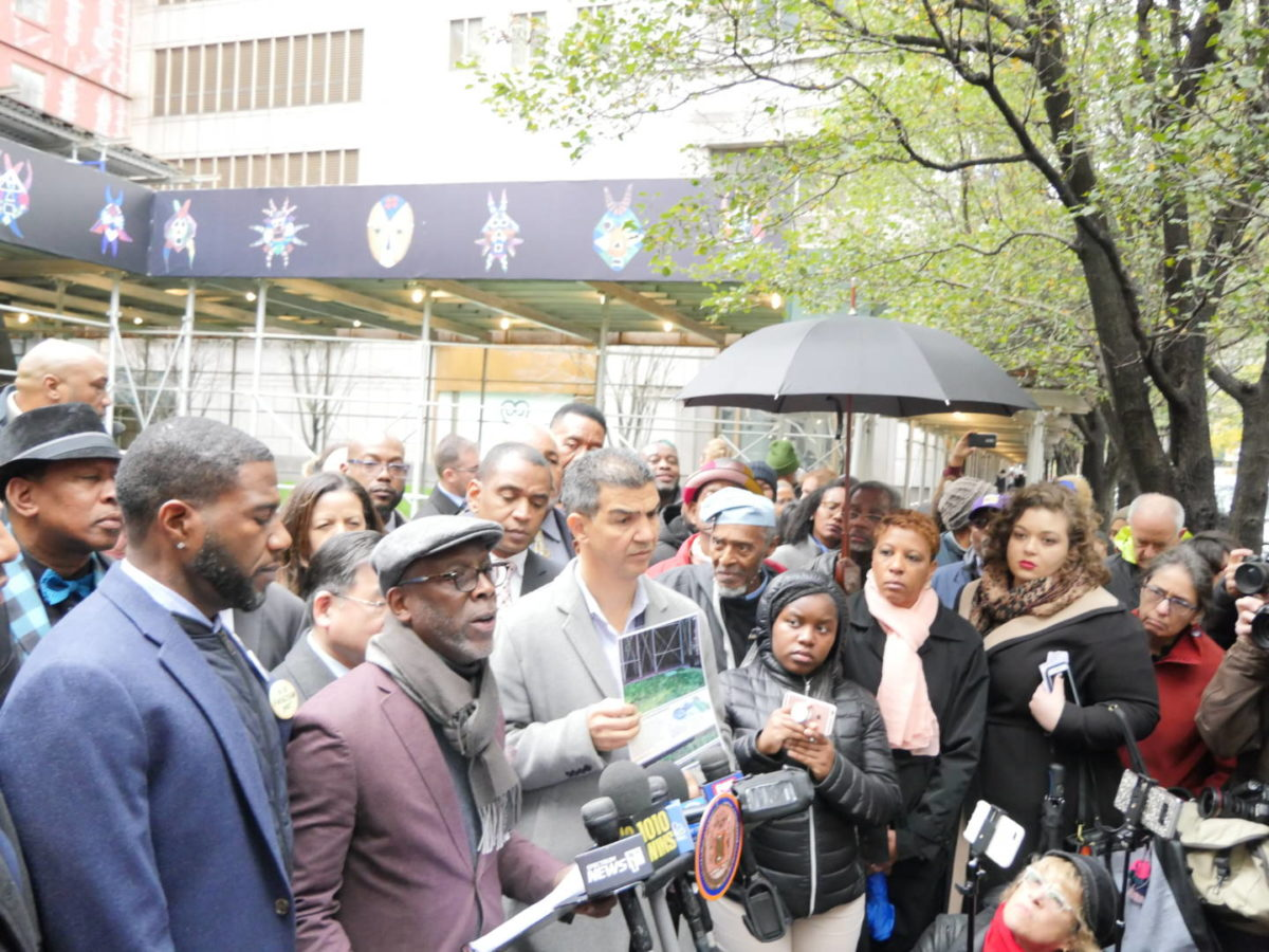 What The Attack On NYC's African Burial Ground Says About The Elite's Attempts To Divide Workers