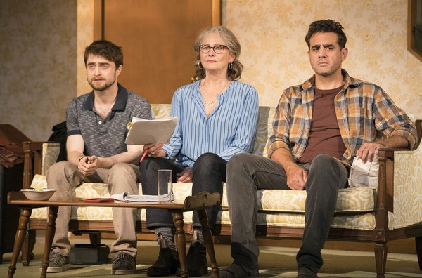 'Lifespan' Is a Timely Play About Facts Vs. Truthfulness