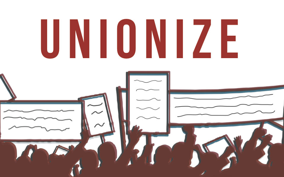 Brown, Georgetown Grad Employees File for Union Elections
