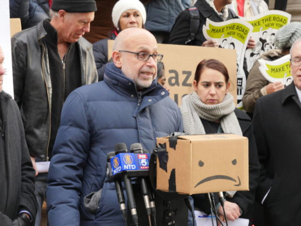RWDSU Prez: Don't Call Yourself Pro-Union If You Turn A Blind Eye To Amazon