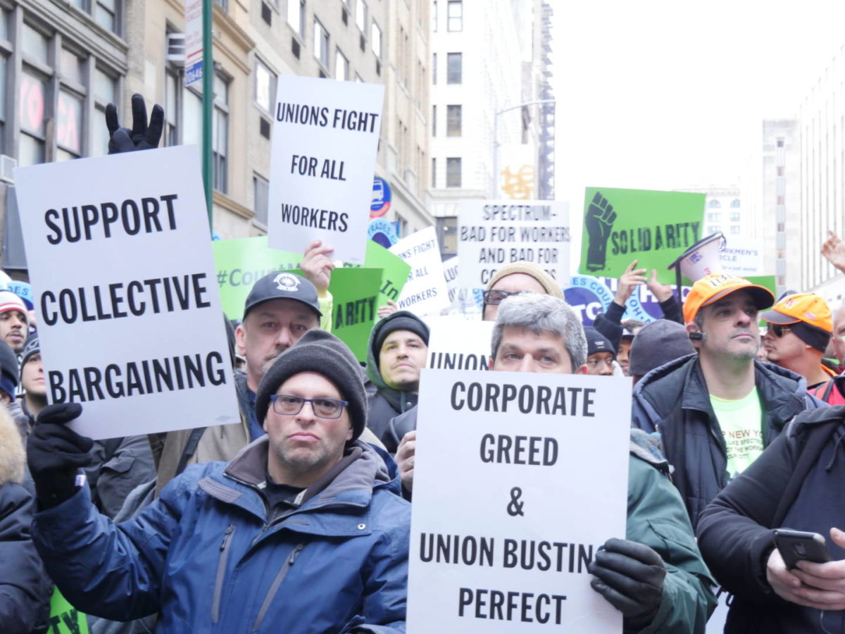 Force A Strike, Decertify The Union – Charter/Spectrum's Plan All Along, IBEW Local 3 Head says