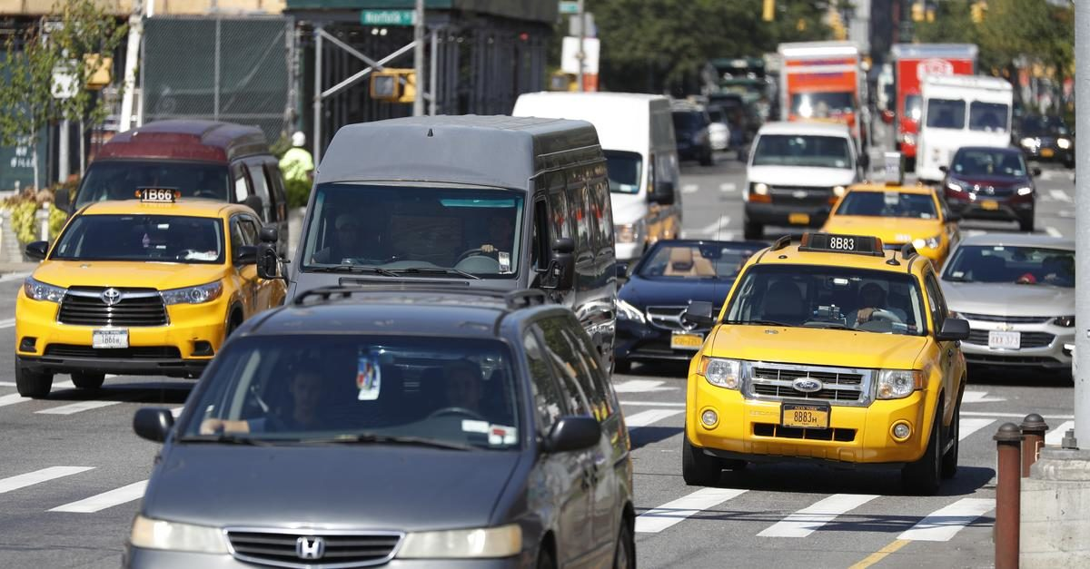 NYC Traffic Fatalities Down
