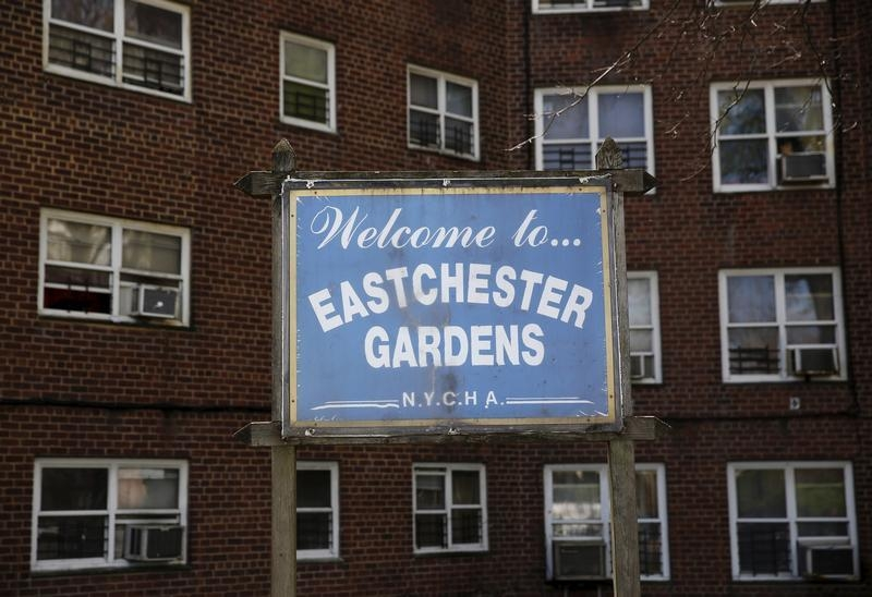 NYC Repairs NYCHA's Eastchester Gardens